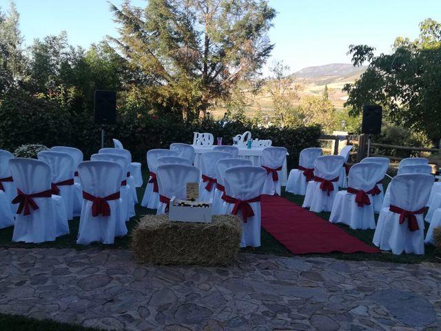 La boda de David y Belén  en Dilar, Granada 19
