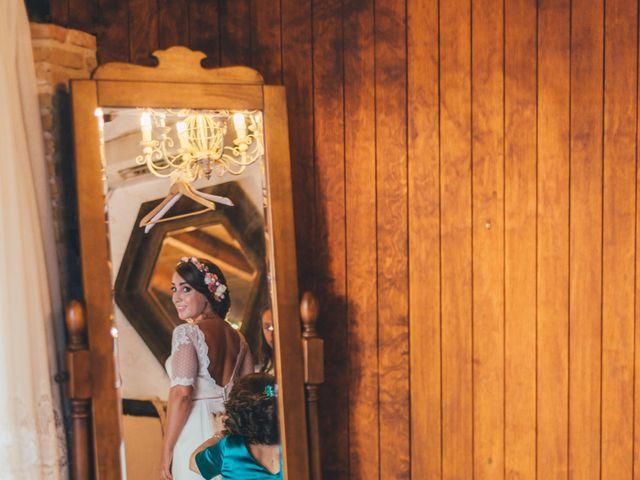 La boda de Martín y Coral en Saelices, Cuenca 11