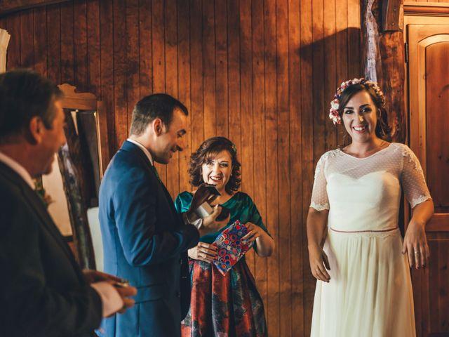 La boda de Martín y Coral en Saelices, Cuenca 18