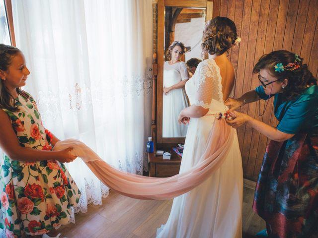 La boda de Martín y Coral en Saelices, Cuenca 20