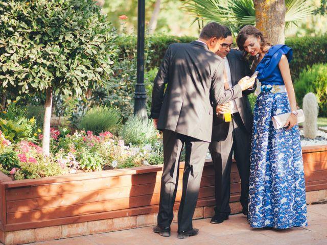 La boda de Martín y Coral en Saelices, Cuenca 21