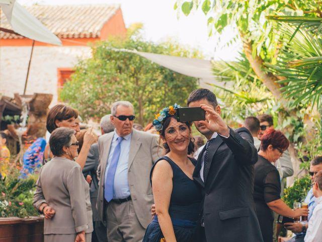 La boda de Martín y Coral en Saelices, Cuenca 23