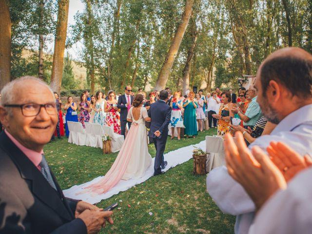 La boda de Martín y Coral en Saelices, Cuenca 27