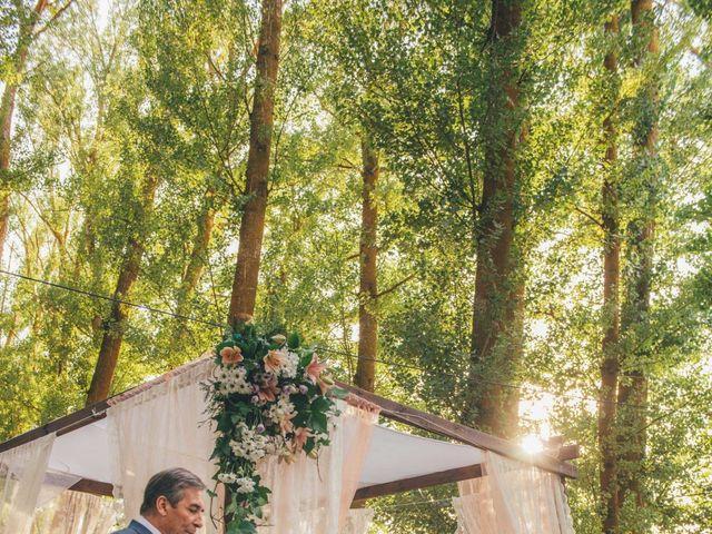 La boda de Martín y Coral en Saelices, Cuenca 28