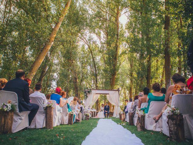 La boda de Martín y Coral en Saelices, Cuenca 31