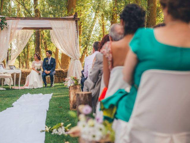 La boda de Martín y Coral en Saelices, Cuenca 32