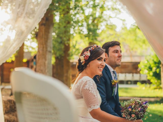 La boda de Martín y Coral en Saelices, Cuenca 33