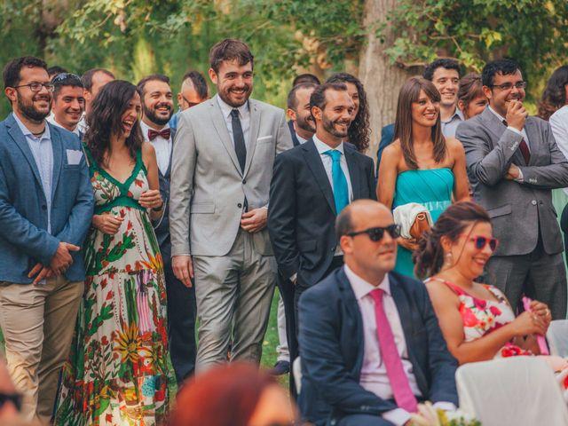 La boda de Martín y Coral en Saelices, Cuenca 34