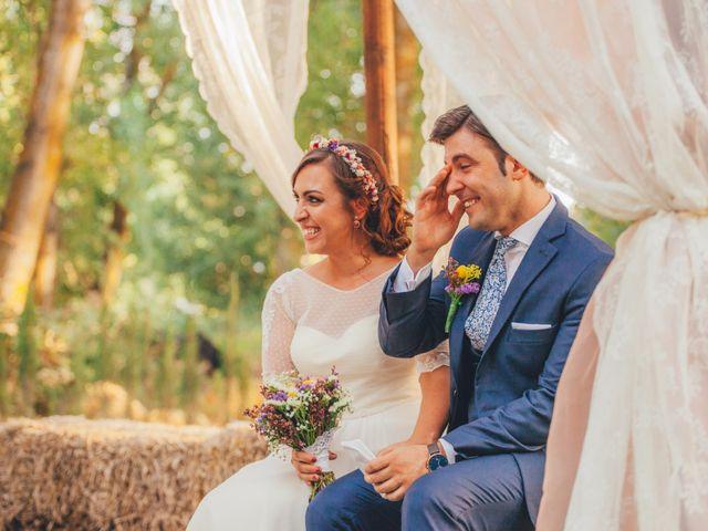 La boda de Martín y Coral en Saelices, Cuenca 39