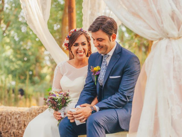 La boda de Martín y Coral en Saelices, Cuenca 40
