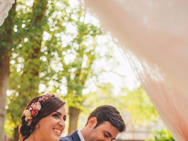 La boda de Martín y Coral en Saelices, Cuenca 41