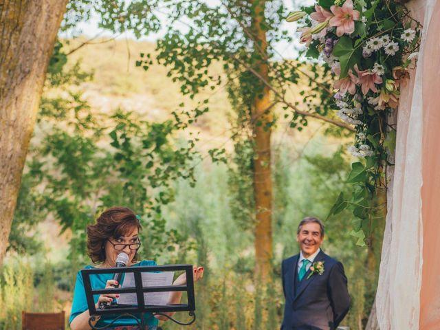 La boda de Martín y Coral en Saelices, Cuenca 42
