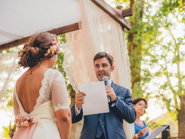 La boda de Martín y Coral en Saelices, Cuenca 45