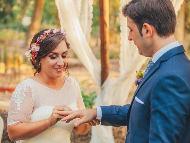 La boda de Martín y Coral en Saelices, Cuenca 47