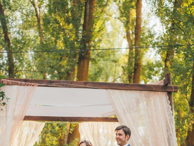 La boda de Martín y Coral en Saelices, Cuenca 48