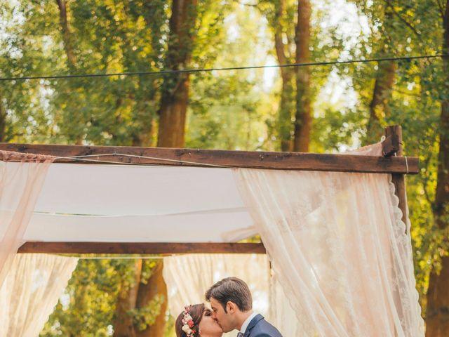 La boda de Martín y Coral en Saelices, Cuenca 49