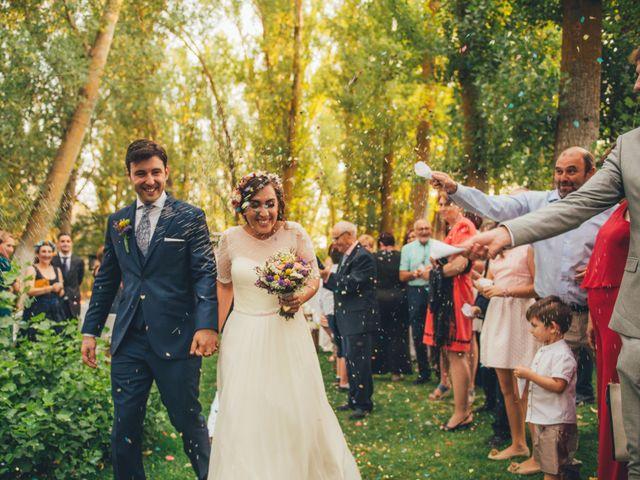 La boda de Martín y Coral en Saelices, Cuenca 54