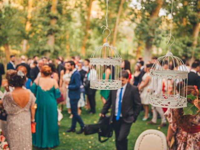 La boda de Martín y Coral en Saelices, Cuenca 56