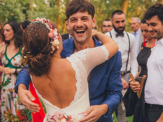 La boda de Martín y Coral en Saelices, Cuenca 58