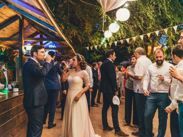 La boda de Martín y Coral en Saelices, Cuenca 72