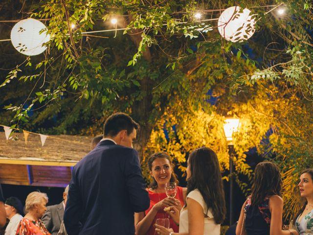 La boda de Martín y Coral en Saelices, Cuenca 73