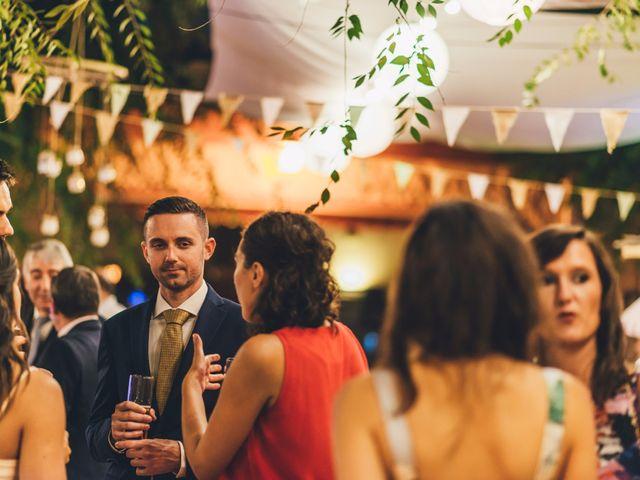 La boda de Martín y Coral en Saelices, Cuenca 74