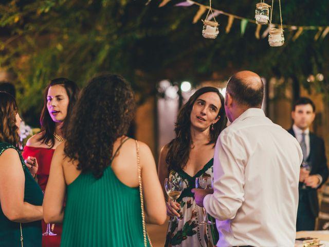 La boda de Martín y Coral en Saelices, Cuenca 75