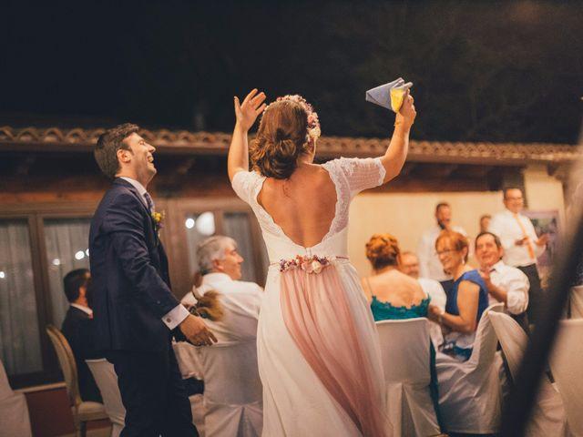 La boda de Martín y Coral en Saelices, Cuenca 82