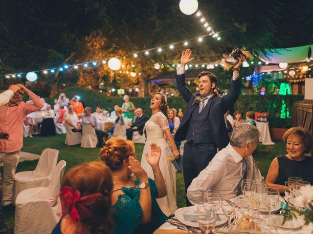 La boda de Martín y Coral en Saelices, Cuenca 83