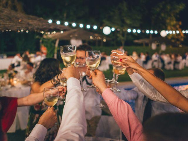 La boda de Martín y Coral en Saelices, Cuenca 84