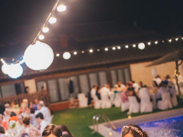 La boda de Martín y Coral en Saelices, Cuenca 86