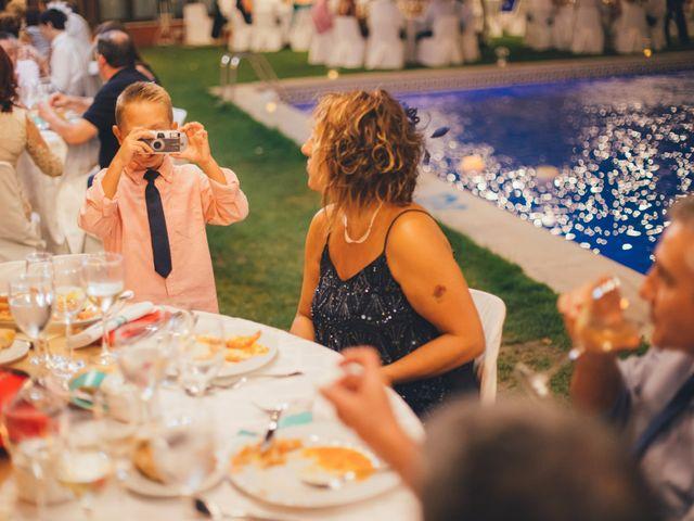 La boda de Martín y Coral en Saelices, Cuenca 87