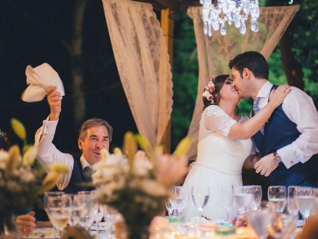 La boda de Martín y Coral en Saelices, Cuenca 88
