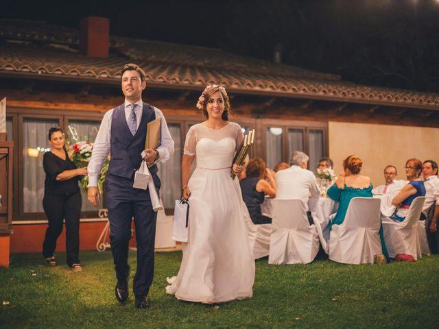 La boda de Martín y Coral en Saelices, Cuenca 90