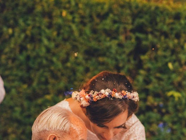 La boda de Martín y Coral en Saelices, Cuenca 92