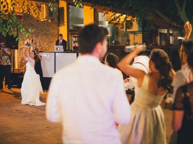La boda de Martín y Coral en Saelices, Cuenca 101