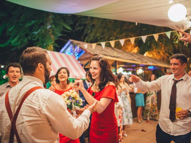 La boda de Martín y Coral en Saelices, Cuenca 102