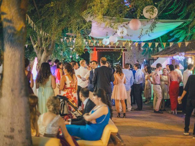 La boda de Martín y Coral en Saelices, Cuenca 104