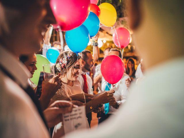 La boda de Martín y Coral en Saelices, Cuenca 108