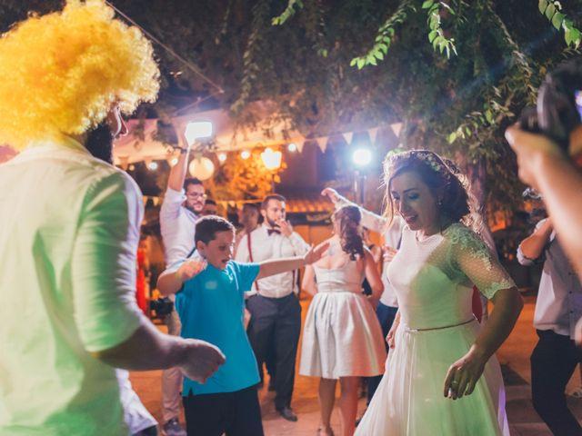 La boda de Martín y Coral en Saelices, Cuenca 109