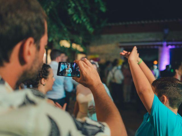 La boda de Martín y Coral en Saelices, Cuenca 110