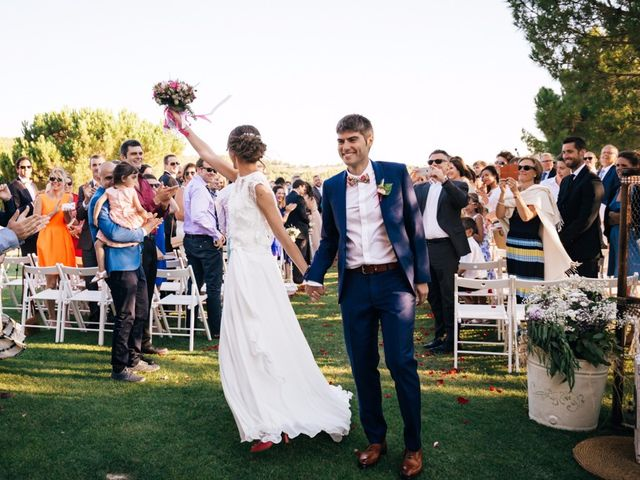 La boda de Nicolas y Mireia en Rubio, Barcelona 32