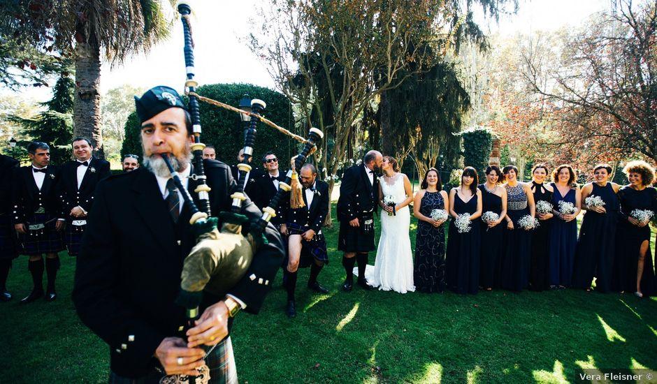 La boda de Marc y Nuri en Girona, Girona