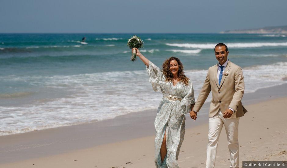 La boda de Fede y María en Tarifa, Cádiz