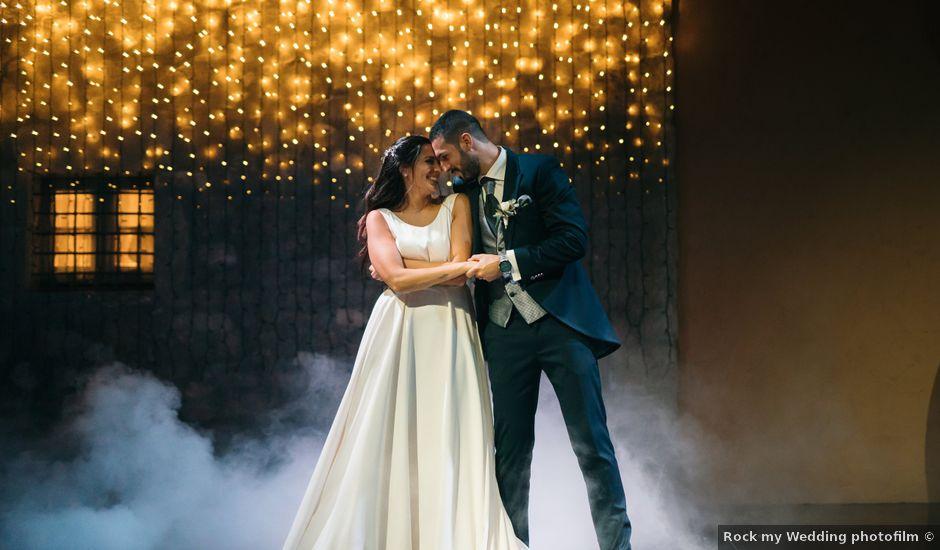 La boda de María y Javier en Rubio, Barcelona