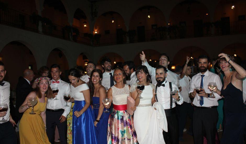 La boda de Ulises y Alexandra en Huelva, Huelva