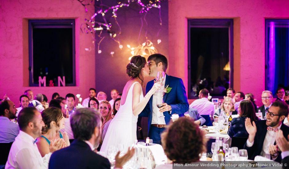 La boda de Nicolas y Mireia en Rubio, Barcelona