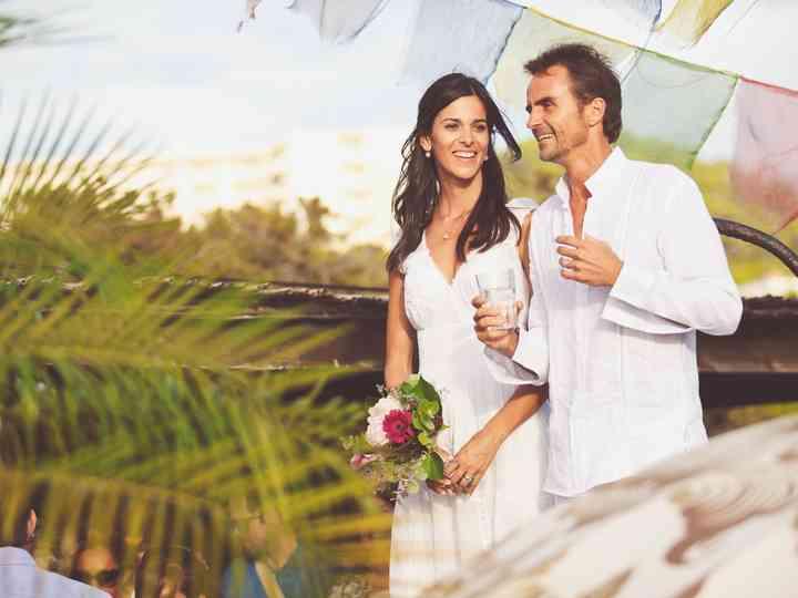 La boda de Lorena y J.O