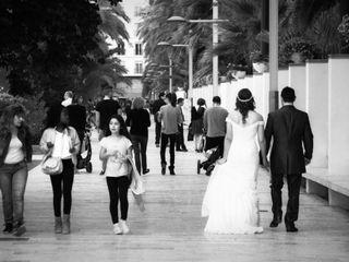 La boda de Leles  y David