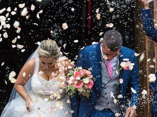 La boda de Carla y Juanjo